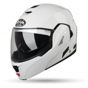 KASK AIROH REV19 COLOR WHITE GLOSS)