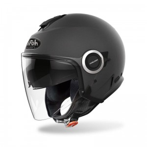 KASK AIROH HELIOS COLOR ANTHRACITE MATT