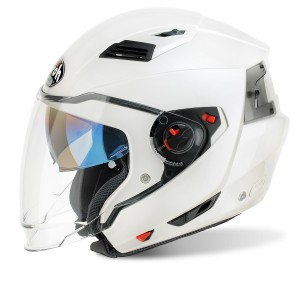 KASK AIROH EXECUTIVE WHITE GLOSS