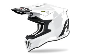 KASK AIROH STRIKER COLOR WHITE GLOSS